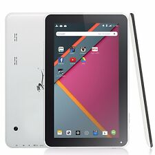 10.1 inch Quad Core Android Tablet 16GB 10'' Bluetooth HDMI Camera Refurbished