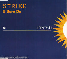 STRIKE - U Sure Do (UK 3 Track CD Single)