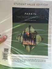 Microeconomics (12th Edition) Loose Leaf  Michael Parkin