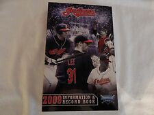 2009 Cleveland Indians Media Guide! NEW! NEVER OPENED! ONLY NEW COPY ON eBAY!!