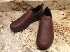 MENS BRAND NEW LL BEAN COMFORT LEATHER MOCS LOAFERS SHOES 14M Item 05330