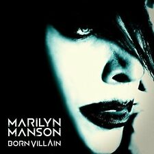Marilyn Manson - Born Villain (2012)  CD  NEW/SEALED  SPEEDYPOST
