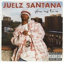From Me to U [PA] by Juelz Santana (CD, Aug-2003, Universal)