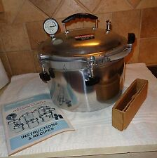 All American Pressure Canner Cooker Model 915 - 15 QT - Made in USA - Excellent!