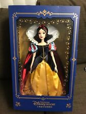 "Snow White Doll 17"" Shanghai Disney Resort Limited Edition 1200 USA NEW - READ"