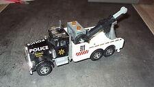 1/47ème MAJORETTE - Tracteur Kenworth Police Dépannage