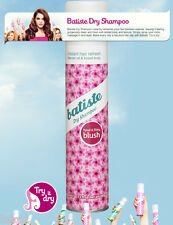 BATISTE Dry Shampoo Instant hair Refresher for all hair types 6.7 oz. BLUSH