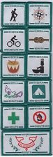 Nigeria Scouts - Proficiency Badges Collectors Set