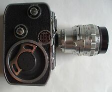 Paillard Bolex C8 with Som Berthiot Paris Pan-Cinor1:2.8 F=12.5 a 36 Lens