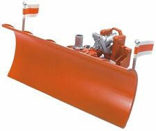 Bruder Plow Blade for Mack MB Astros-Sealed in Factory Box-02582