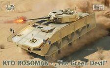 KTO Rosomak - Wolverine - Green Devil Polish APC  IBG 35032 1/32
