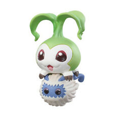 Digimon 2'' Tanemon Yuramon Digi Colle Data 1 Trading Figure Anime Licensed NEW