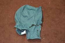 Used Canadian army hood for blue winter parka size 6740 ( store #h3 bte#151 )
