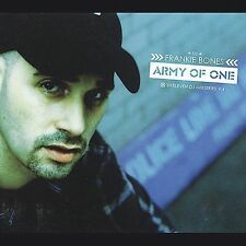 Army of One by Frankie Bones (CD, 2002, 611 Records)