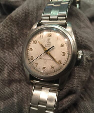 Tudor Oyster Royal 50's vintage Swiss watch, Rolex