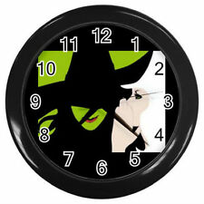 Wicked the musical Wall Clock (Black) 1F