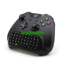 2.4g Wireless Mini Chatpad Message Keyboard for Xbox One Controller Black US