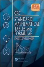 CRC Standard Mathematical Tables and Formulae, 32nd Edition Advances in Applied