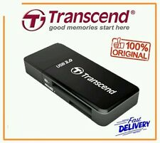100% Original Transcend USB Multi Function Card Reader TS-RDP5K  RDP5