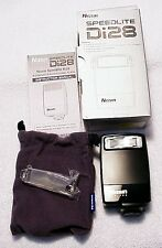 Nissin Speedlite Di28 Shoe Mount Flash for Canon EOS  DSLR | New in Box | NIB |