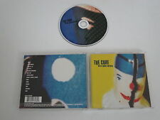 THE CURE/WILD MOOD SWINGS(FICTION FIXCD 5317932) CD ALBUM