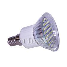 Bombilla Lámpara Led E14 3528 SMD 6500k Bajo Consumo Iluminación a772