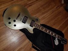 Epiphone Les Paul Silver Sparkle Limited Edition