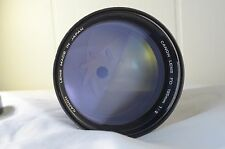 Canon FD 135mm 2.0 EXC++ RARE Collector's item