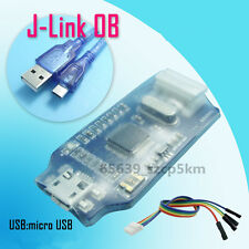 New  J-Link OB ARM Debugger Programmer Downloader replace v8 SWD