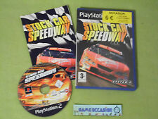 STOCK CAR SPEEDWAY PLAYSTATION 2 SONY PAL COMPLET