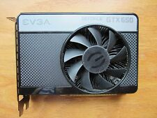 EVGA GeForce GTX 650 1GB GDDR5 PCI Express 3.0 x16 Video Card
