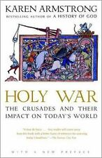 EXTRAS SHIP FREE Karen Armstrong,Holy War: The Crusades and Their Impact on Toda
