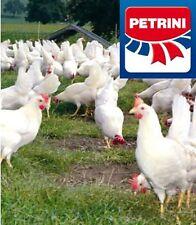 MANGIME PER GALLINE OVAIOLE P16 PETRINI, FARINA, SBRICCIOLATO, GALLINA KG.25