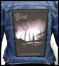 WALKNUT - Graveforests and Their Shadows  --- Huge Jacket Back Patch Backpatch