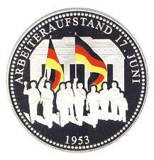 DDR - ARBEITERAUFSTAND 17. Juni 1953 - FARBE - ANSEHEN (8903/607)