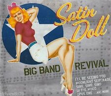 Satin Doll [Avalon] (CD, Sep-2005, Avalon Records)- Popular Big Band Swing Music