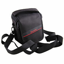 Shoulder Compact Camera Bag For Pentax K-01 Q Q10 Q7 X-5 X90 K-S2 XG-1 GR II