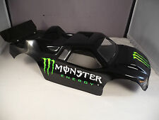 NEW BODY SHELL FOR TEAM ASSOCIATED RC10 T4.2 TRUCK - GLOSS BLACK