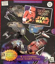 The LucasArts Archives Vol.II  Star Wars Collection      limited edition no 6821