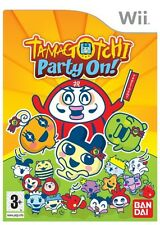 Tamagotchi Party On! (Wii) Nintendo Wii PAL Brand New