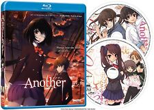 Another : Complete Collection Ep. 1-12 Anime Blu-ray R1 Sentai Anime Lot New