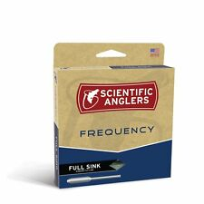 Scientific Anglers Frequency Fly Line Full Sink Type VI Dk Gray WF-8-S 111461