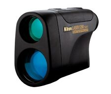 NIKON Monarch gold laser range finder LCD 1200 yards Meters BLK 8358 waterproof