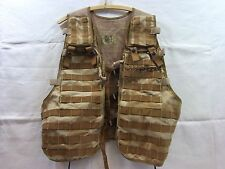 Kampfweste, Vest Tactical Load Carrying Desert DPM von 2007, Britisch GB UK