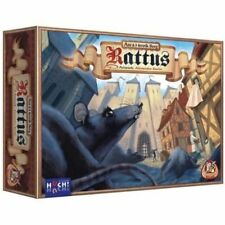 Rattus Board Game By White Goblin Games RARE! *NEW SEALED UK STOCK* Ages 10+