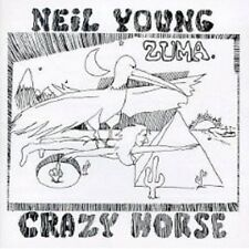 "NEIL YOUNG ""ZUMA"" CD NEU"