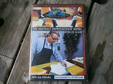 THE ABSTRACT EXPRESSIONIST MIND: A MATTER OF SCALE WITH JOE DIGIULIO ART DVD