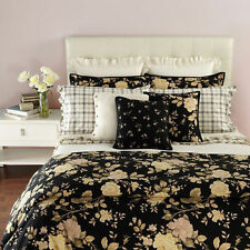 NIP Ralph Lauren Winter Rose King Duvet Cover and Sham