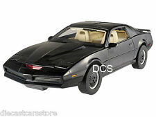 Hot Wheels 1/18 KNIGHT RIDER KITT Knight Industries Two Thousand Diecast BLY60