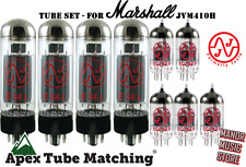 Tube Set - for Marshall JVM410H   JJ Brand
